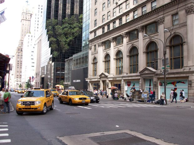 5th Avenue in New York
