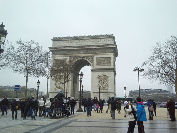 Arc de Triomph Paris