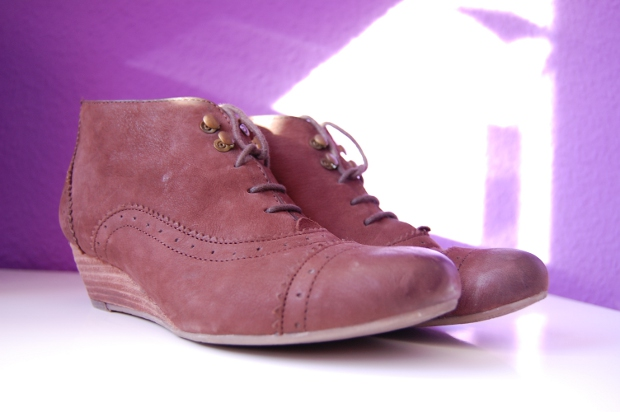 Ausbeute Shoppingweek: Schuhe von Görtz