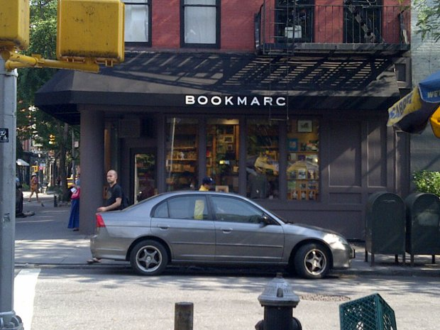 Bookmarc Store in New York