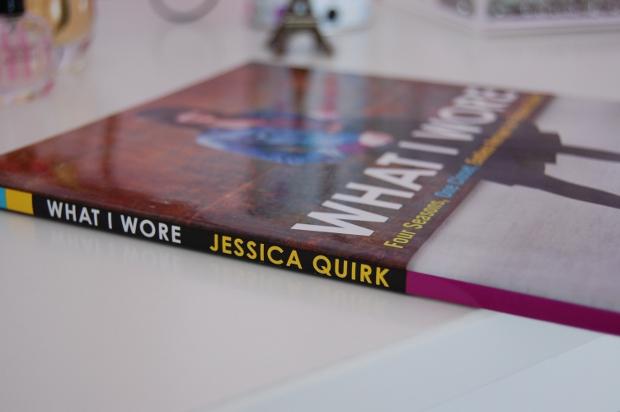 Buch What I Wore von Jessica Quirk