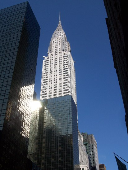 Chrysler Building New York fashiongefluester.com