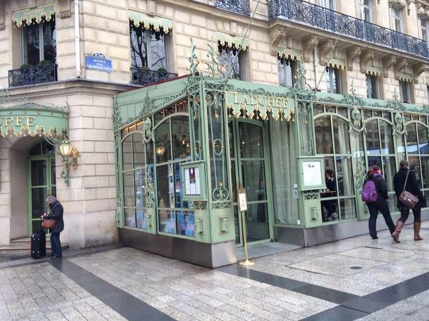 Der perfekte Tag in Paris - Besuch bei Ladurée
