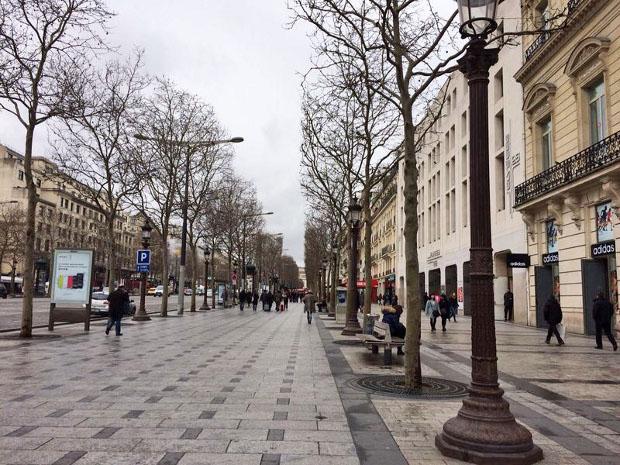 Der perfekte Tag in Paris - Shoppen auf der Champs-Élysées
