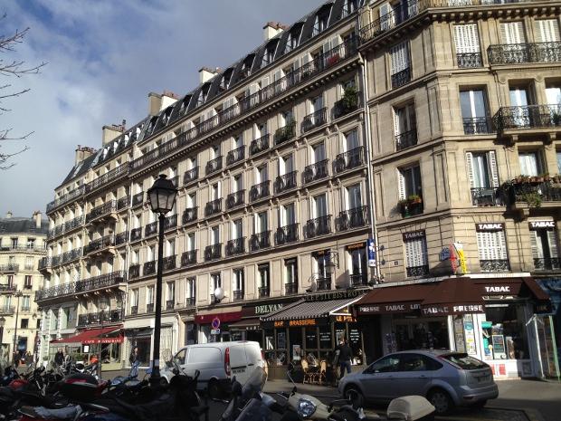 Der perfekte Tag in Paris - Spaziergang durch hübsche Straßen