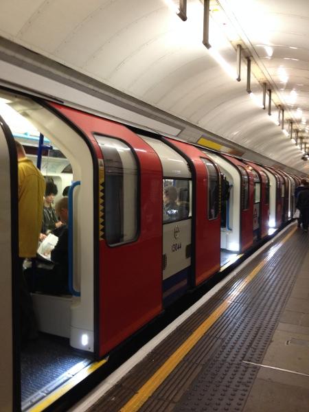 Die Tube in London