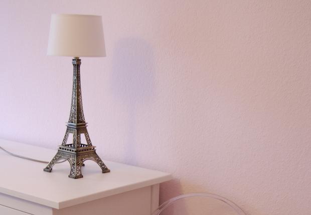 Eiffelturmlampe