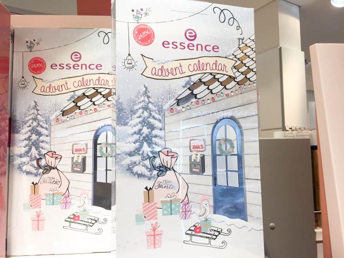Essence Adventskalender 2017