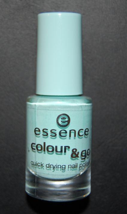 Essence Nagellack in mint