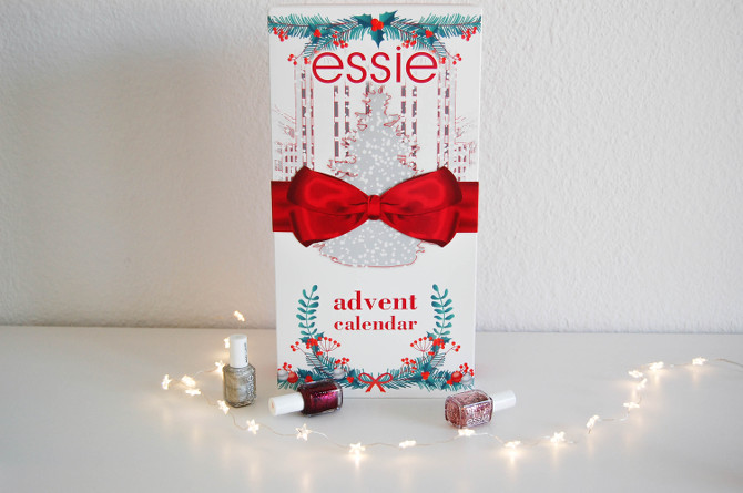 Essie Adventskalender 2017