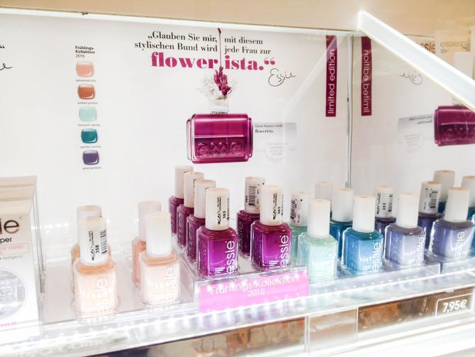Essie Flowerista Kollektion
