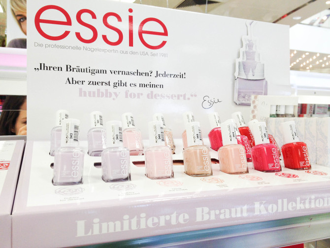 Essie Hubby For Dessert Kollektion