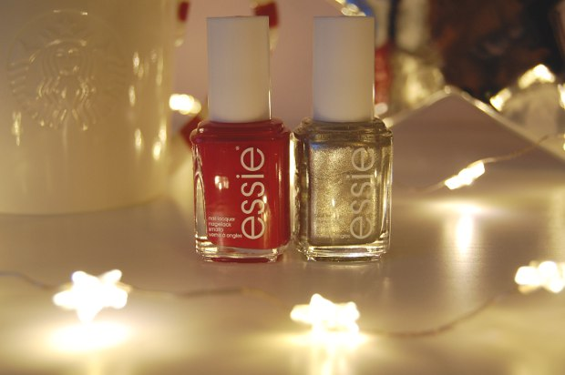 Essie Jiggle Hi Jiggle Low und Double Breasted Jacket