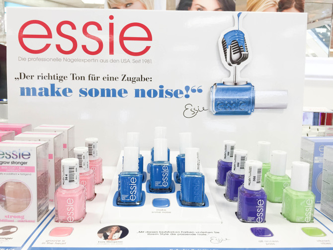 Essie Make Some Noise Kollektion