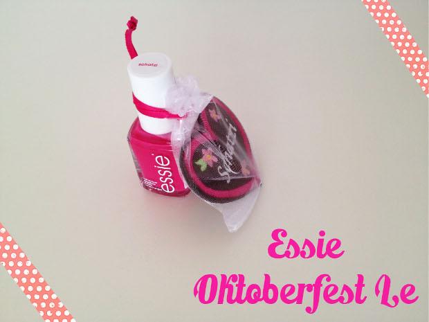 Essie Schatzi Oktober Fest Kollektion