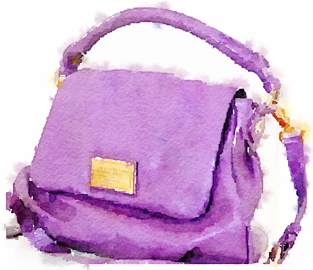 Farbige Taschen
