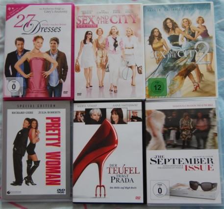 Filme zum Thema Mode