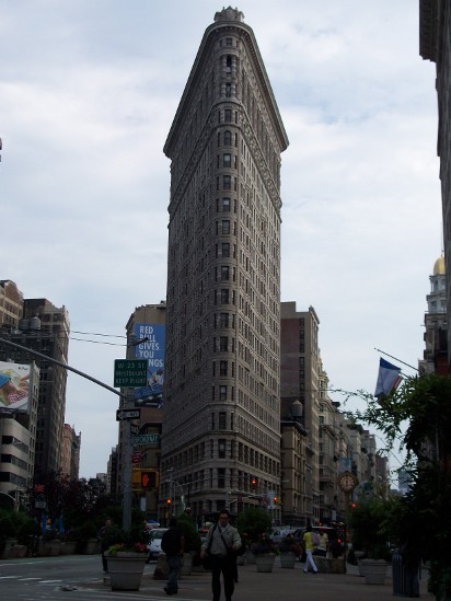 Flatiron Building New York fashiongefluester.com