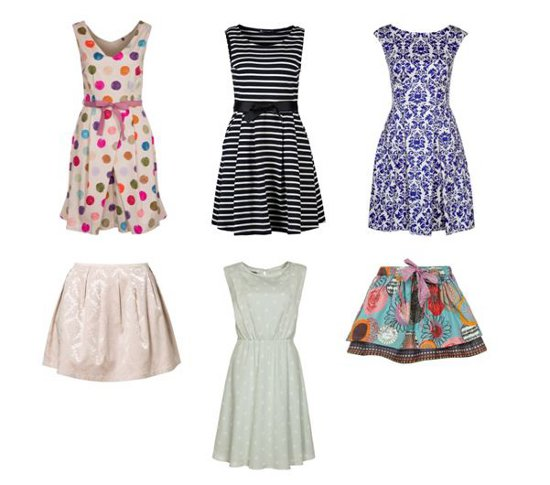 fr hlingsvorfreude fashiongefl ster. Black Bedroom Furniture Sets. Home Design Ideas