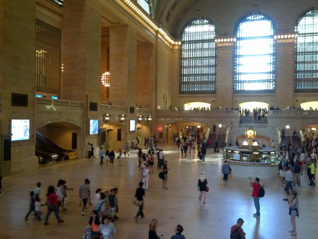 Grand Central Station New York fashiongefluester.com