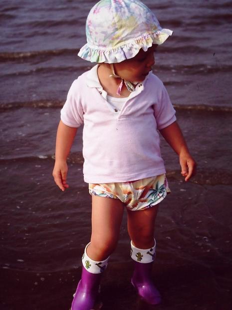 Blogparade: Kinderfoto 1