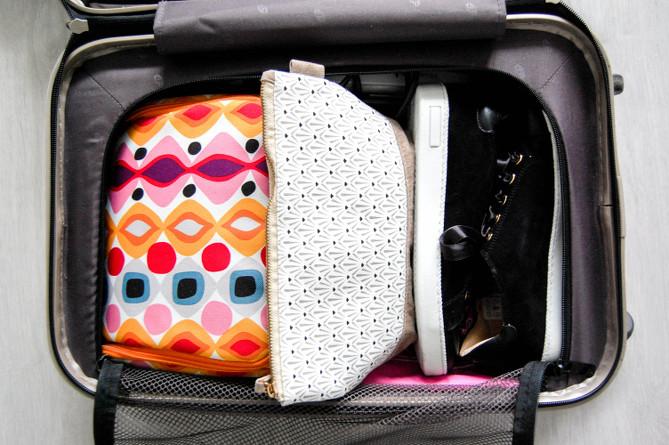 Leicht und einfach Packen