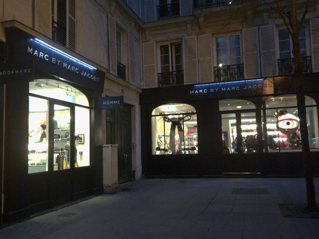 Marc by Marc Jacobs Laden in Paris