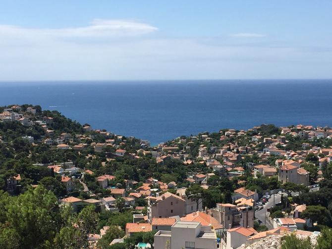 Marseille und das Meer