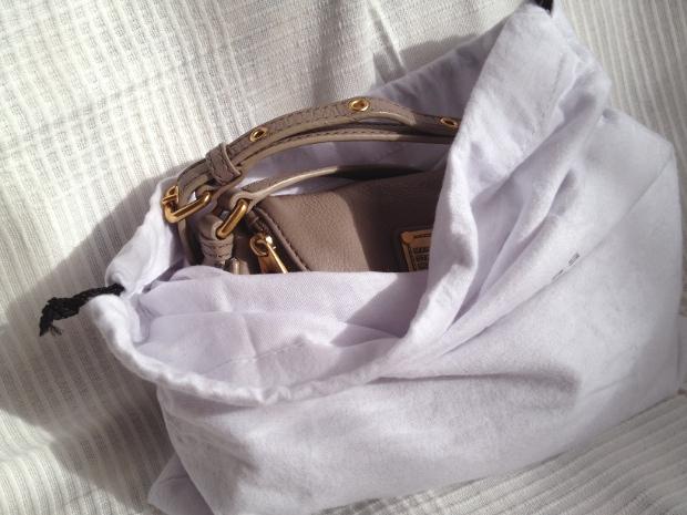 Neue Tasche aus Paris von Marc by Marc Jacobs