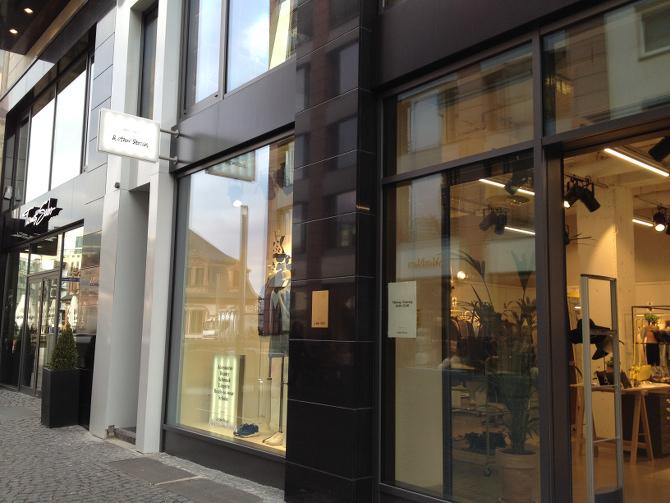 Neueröffnung von & other Stories in Frankfurt
