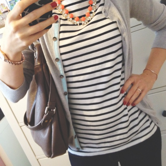 Outfit - Everyday Stripes