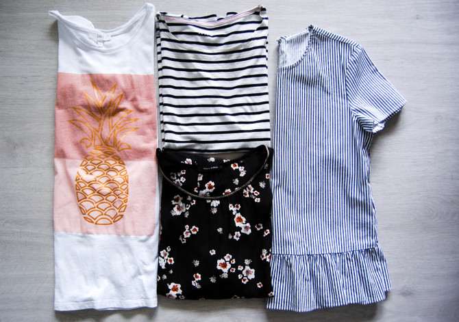Packtipps Outfit Planung