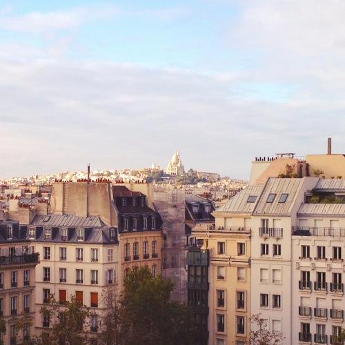 Paris Vorschau Sacre Coeur
