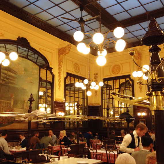 Restaurant Chartier in Paris
