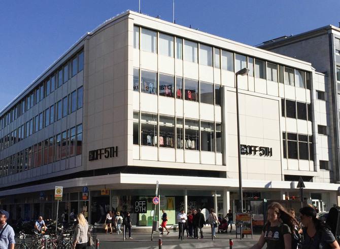Saks Off 5th eröffnet in Frankfurt