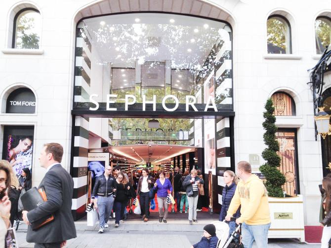 Sephora Deutschland 2017