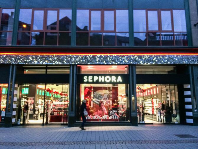 Sephora eröffnet in Deutschland