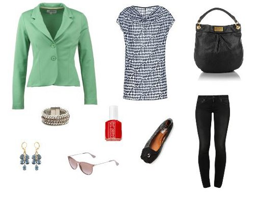 Outfit - Sightseeing in Paris