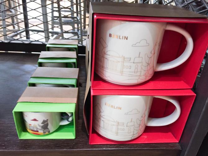 Starbucks Städtetassen Weihnachten 2016