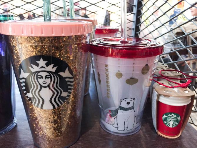 Starbucks Tassen Weihnachten 2016