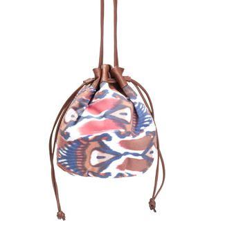 Tasche von Stradivarius mit Ethno-/Indianer-Print