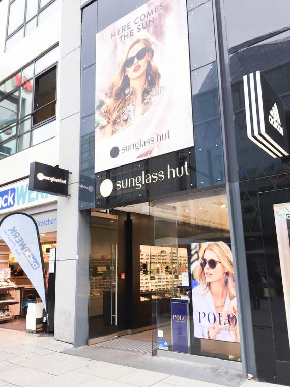Sunglass Hut eröffnet Filialen in Deutschland