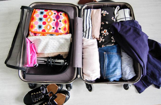 Tipps Kofferpacken