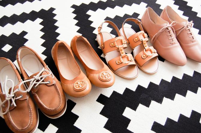 Tolle Schuhe für Frühling und Sommer