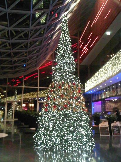 Weihnachtsbaum im MyZeil